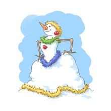 Marquess Snowman