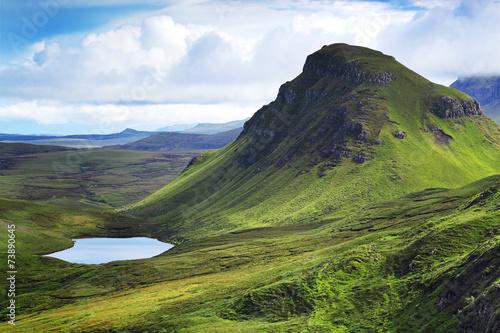 Keuken foto achterwand Noord Europa Highlands in Schottland