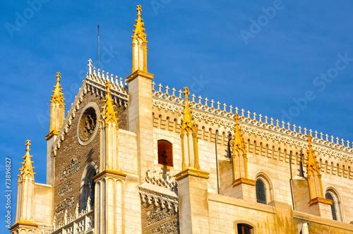 Photo  Madrid, San Jerónimo el Real, Los Jerónimos