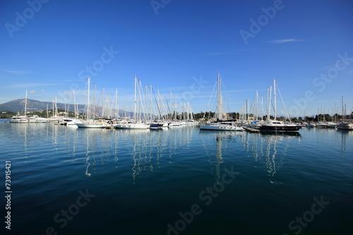 Foto op Plexiglas Water Motor sporten Tranquil Bay