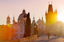 Charles Bridge, Old Town, Prague (UNESCO), Czech Republic