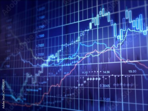 Fotografía  Stock Market