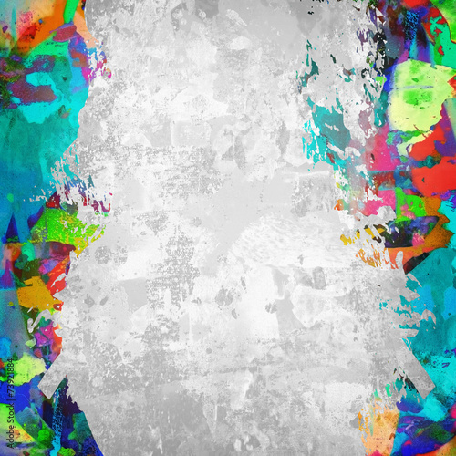 Plakat farba graffiti tło