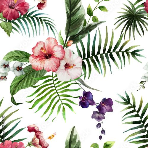 Tropics4 Canvas Print