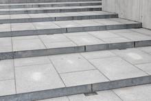 Modern Concrete Building - Sta...