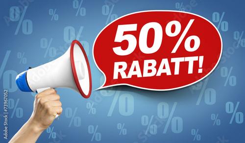 Photo  50% Rabatt