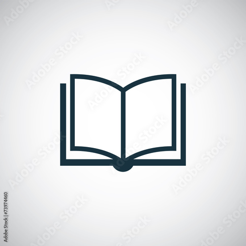 Fotografía  book icon