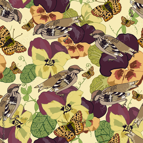 vintage-flowers-seamless-pattern