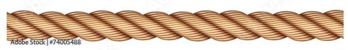 A rope Fototapeta