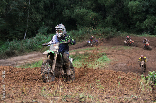 Photo  Moto Racing