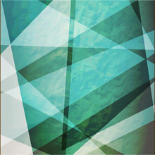 Abstraction Retro Grunge Triangles Vector Background