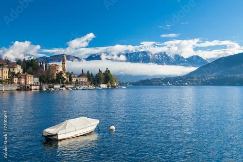 Fotografie, Obraz  Lago di Como, Tremezzo