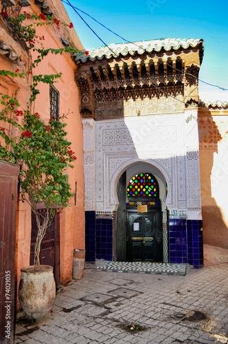 Recess Fitting Morocco Moschea di Marrakech