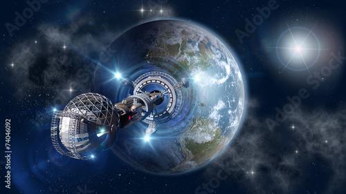 statek-kosmiczny-przygotowujacy-sie-do-skoku-w-nadprzestrzen