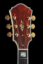 Jazz Guitar Headstock