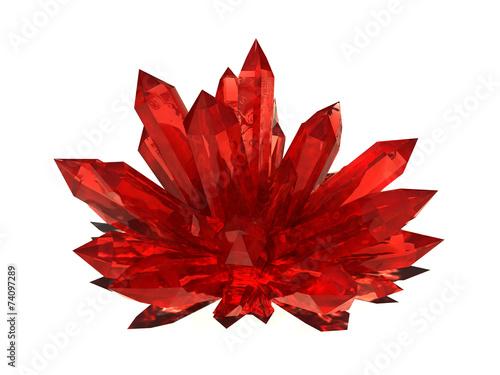 Ruby druze Fototapet