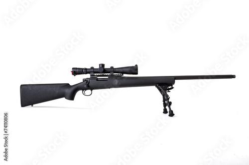 Fotografía  Sniper rifle