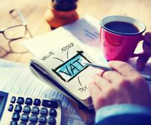 Value Added Tax VAT Finance Ta...