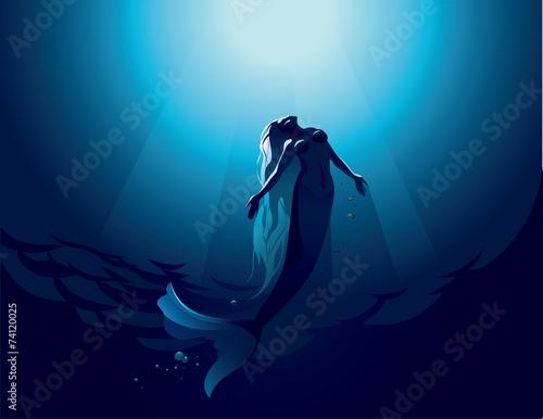 Valokuva  Mermaid