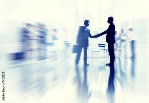 Fotografía  Conceptos de negocio Ideas Decisión coopration Comunicación Concep