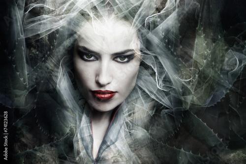 fantasy sorceress #74123628