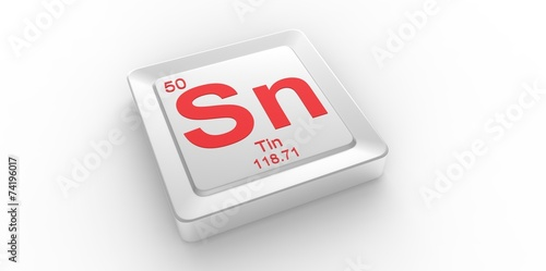 Sn symbol 50 for tin chemical element of the periodic table buy sn symbol 50 for tin chemical element of the periodic table urtaz Image collections