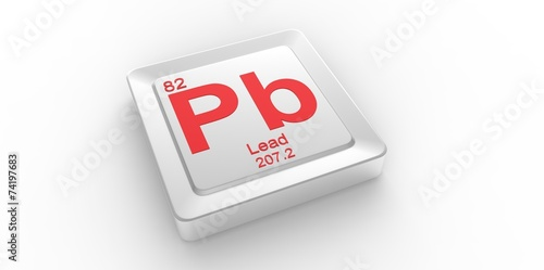Pb symbol 82 for lead chemical element of the periodic table buy pb symbol 82 for lead chemical element of the periodic table urtaz Images