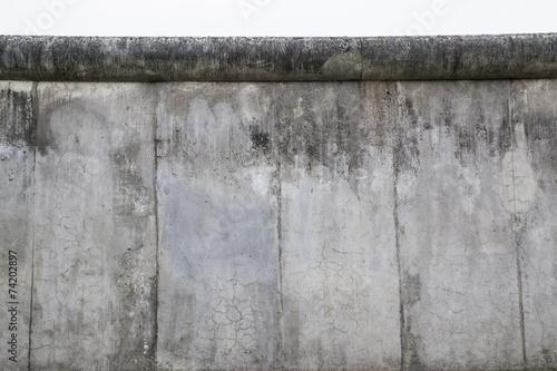 Fotografia  Muro di Berlino nella Bernauerstraße - Berlino