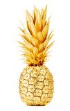 Gold pineapple - 74207064