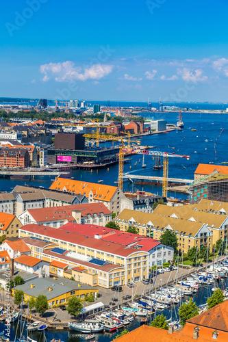 Spoed Foto op Canvas Scandinavië Copenhagen, Denmark