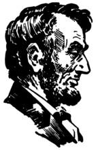 Lincoln Head