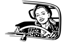 Female Motorist