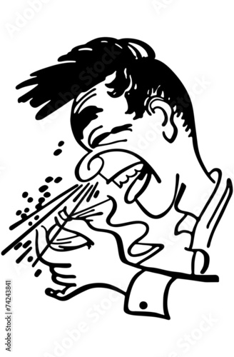 Big Sneeze - Buy this stock vector and explore similar