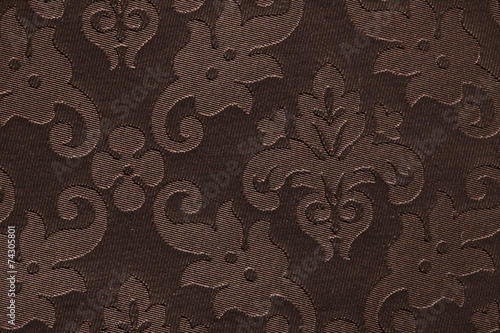 Fotobehang Stof leather texture background surface