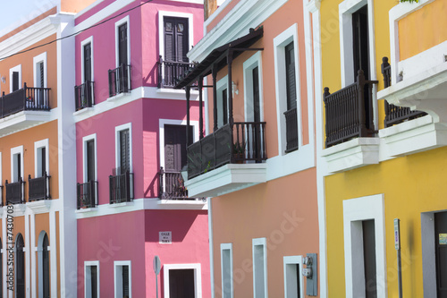 Photo Stands Caribbean Puerto Rico architecture
