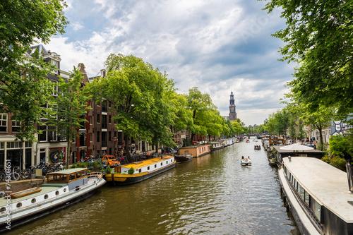 Photo  Westerkerk in Amsterdam