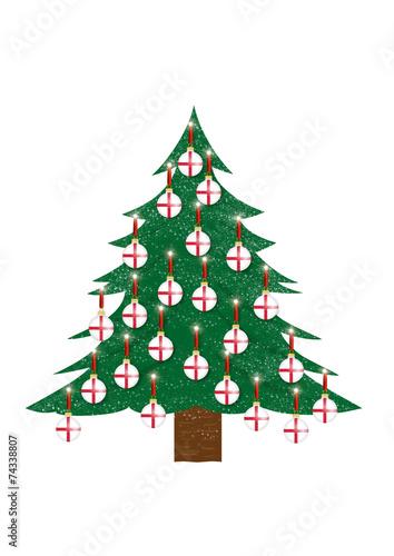 Weihnachtsbaum England.Weihnachtsbaum England Kaufen Sie Diese Illustration Und Finden