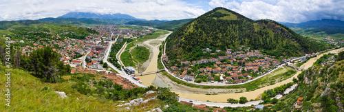 Photo Cityscape of Berat - Albania
