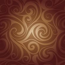 Chocolate Liquid Swirls