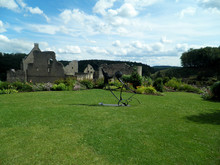 Larochette Castle's Garden, Lu...