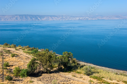 Fotografia Sea of Galilee