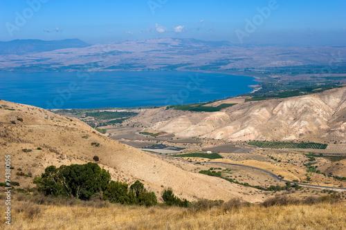 Obraz na płótnie Sea of Galilee