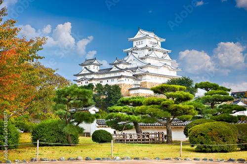 Foto op Plexiglas Japan Main tower of the Himeji Castle, Japan.