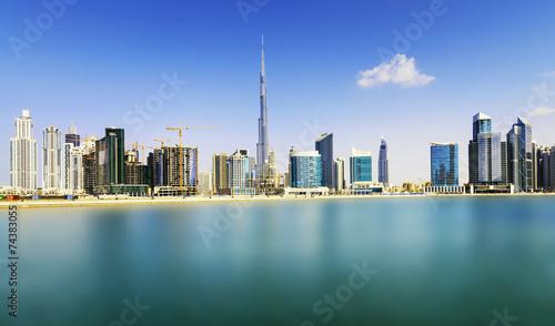 Fotografie, Obraz  Dubai Downtown