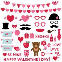Valentine's Day Set - Photo ...