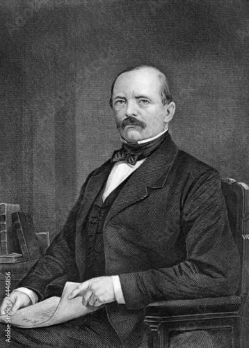 Otto von Bismarck Fototapeta