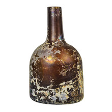 Medieval Glass Bottle Isolated...