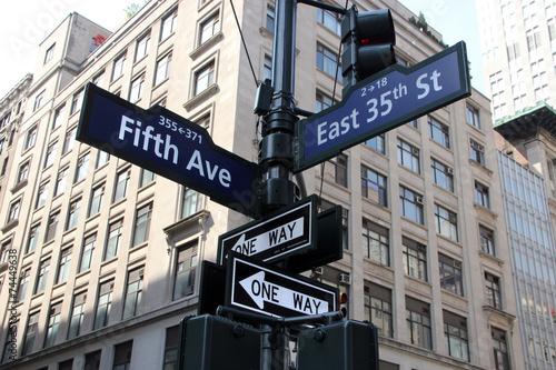 Cruce Nueva York