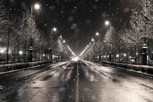 Winter Townscape