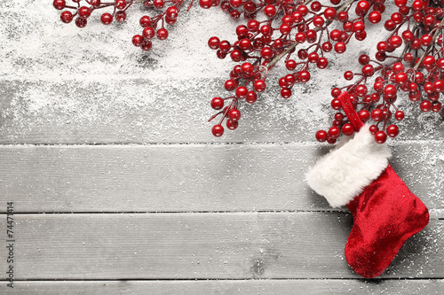 Photographie  Christmas decoration